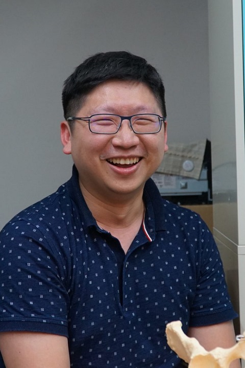 中醫師 劉佳祐